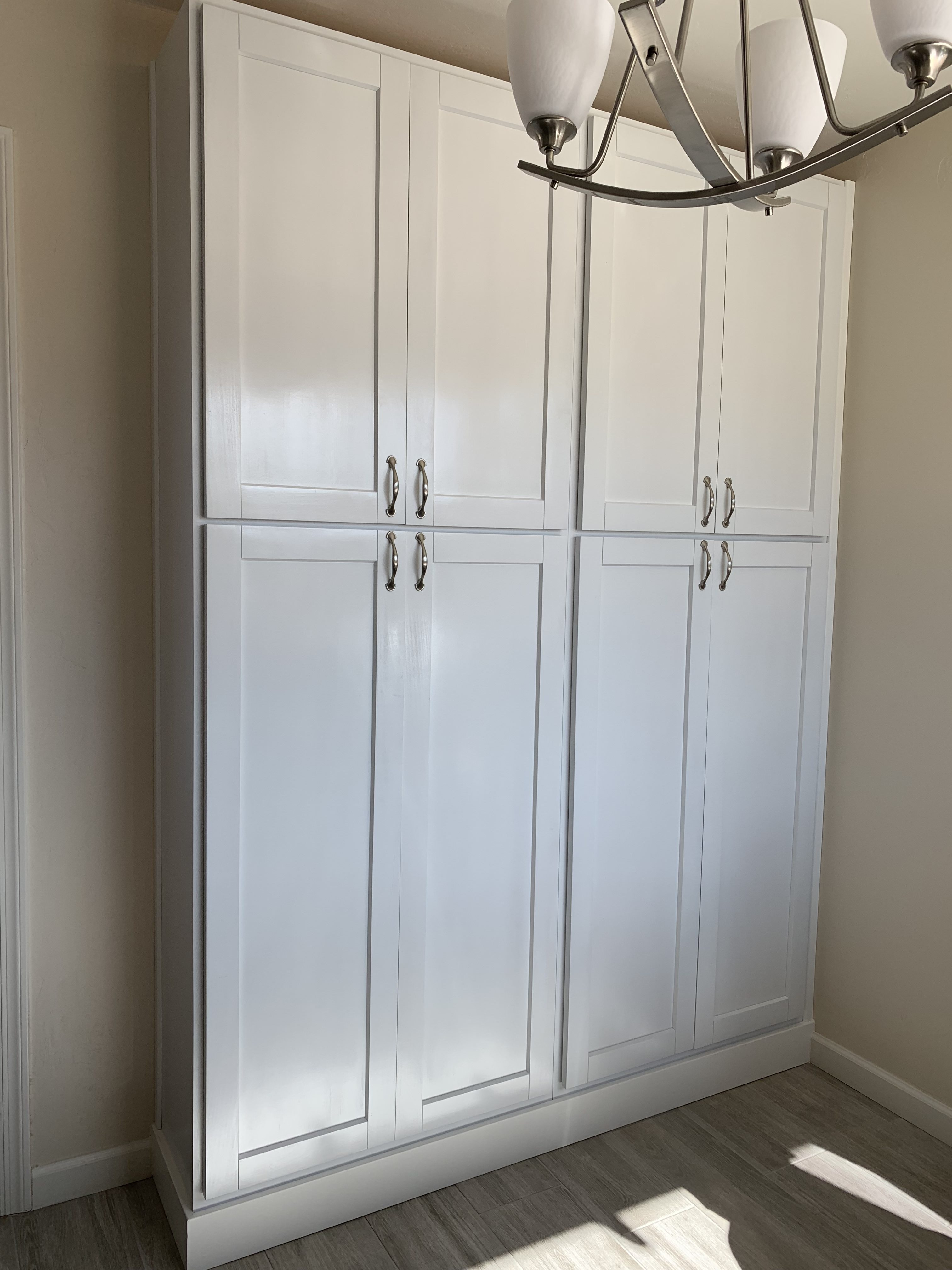 Arter Pantry Cabinets