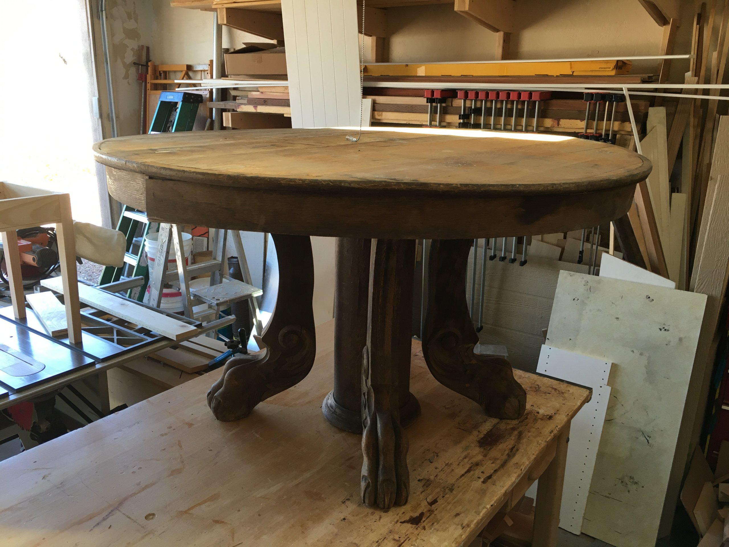 Bobbi's Table - Existing